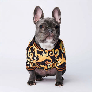 Luxe Printed Dog Jacket