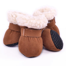 Load image into Gallery viewer, Winter Walking Puppy/Dog Boots