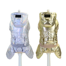 Load image into Gallery viewer, Trendy Waterproof Metallic Thick Winter Coat