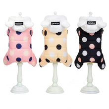 Load image into Gallery viewer, DaDaGou Polka Dot Coats-2