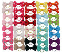 Load image into Gallery viewer, 40pcs/20pairs Small Dog Hair Bows