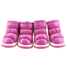 Load image into Gallery viewer, Soft PU Leather Bubble Pet Booties