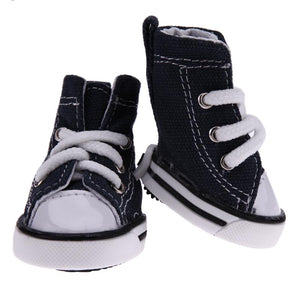 Oxford Bottom 4 Pcs Anti-slip Sneaker