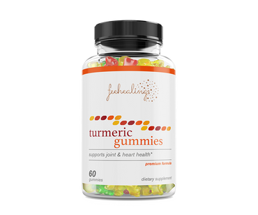 Turmeric+Black Pepper Gummies
