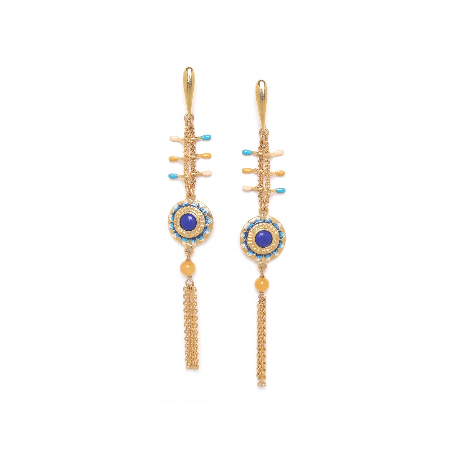 Sacha Earring | Long Post