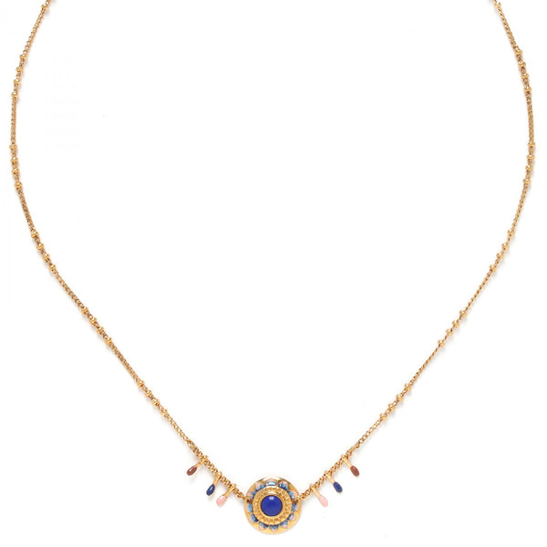 Sacha Necklace | Round Thin Necklace