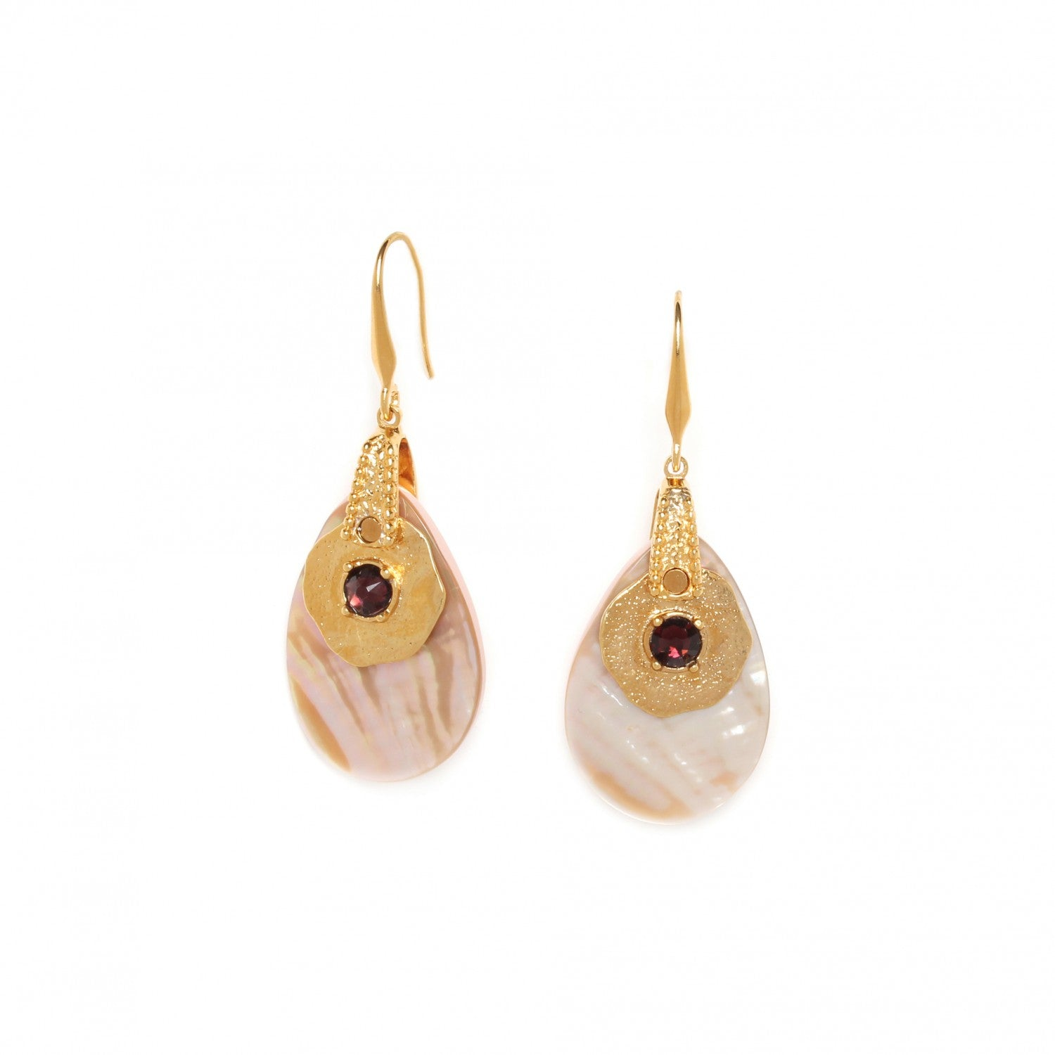 Coralie Earring | Drop on Hook