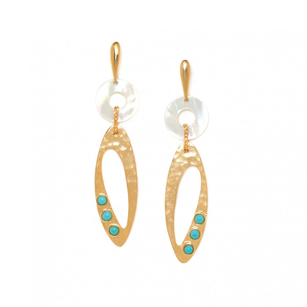 Ines Earring | Long Post
