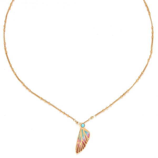 Lilybelle Necklace | Y (Pastel)
