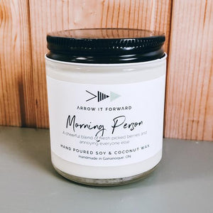 Morning Person - 4oz Soy Candle