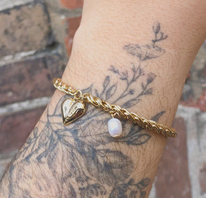 Brooklyn Bracelet | Gold