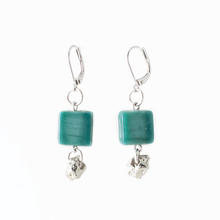 Clemence Earring | Aquatic