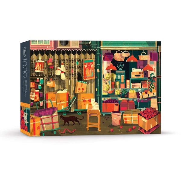 Shop Cats Puzzle | 1000 Pieces