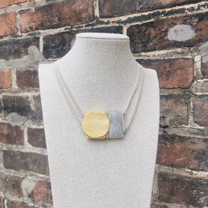 Jamie Necklace | Mist