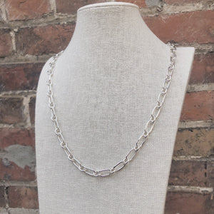Long Anchor Chain | Silver