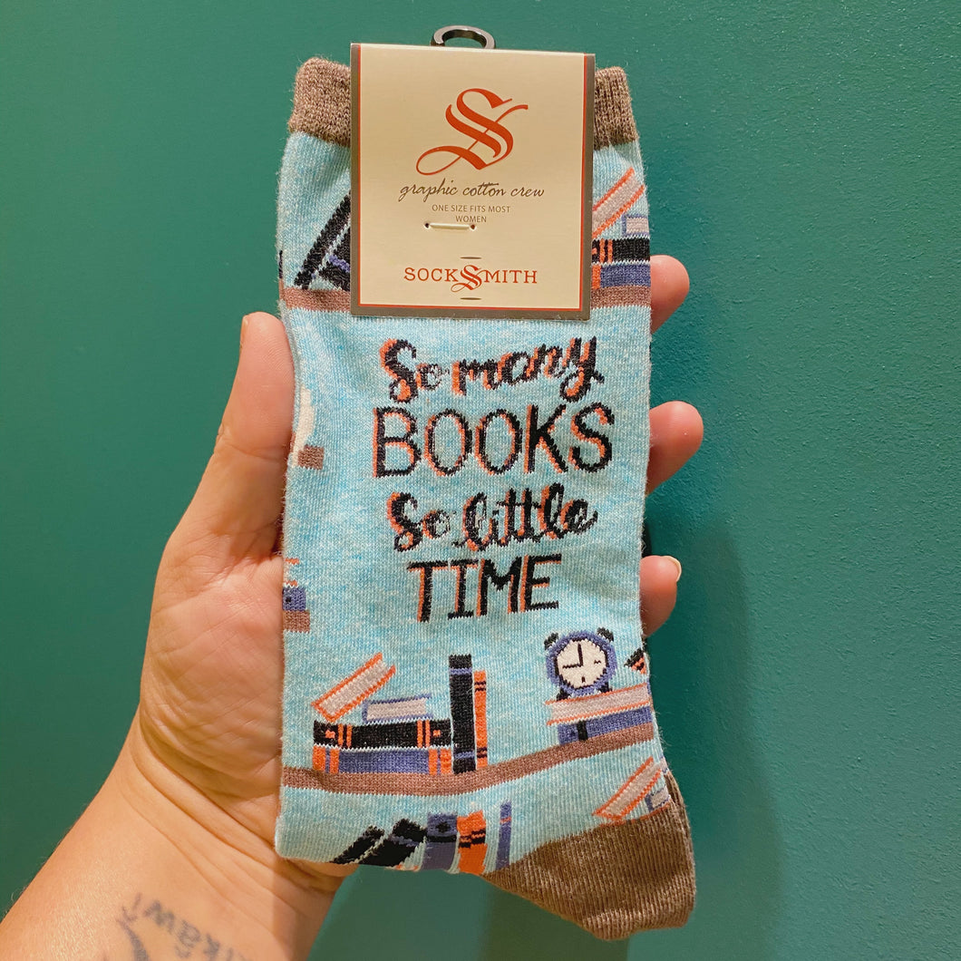 Good Book Socks