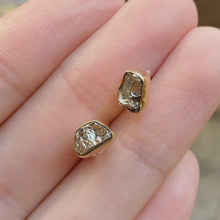 Load image into Gallery viewer, Rocha Studs | Pyrite
