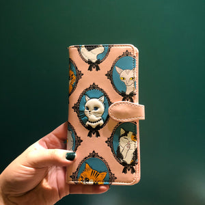 Cat Portrait Wallet