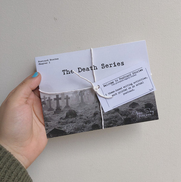 Postcard Stories Pack of 5 | Death