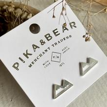 Bankhead Studs | Silver