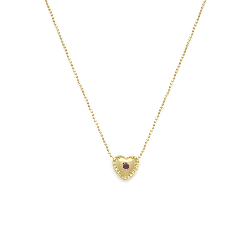 Gold Tresor Necklace