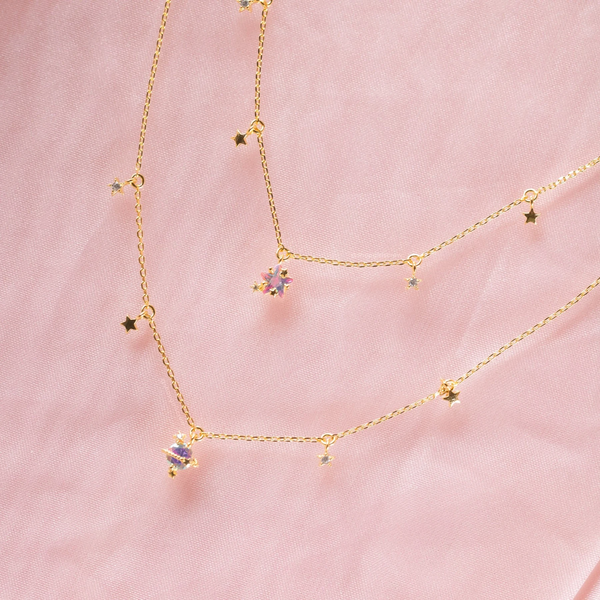 Andromeda Necklace Set