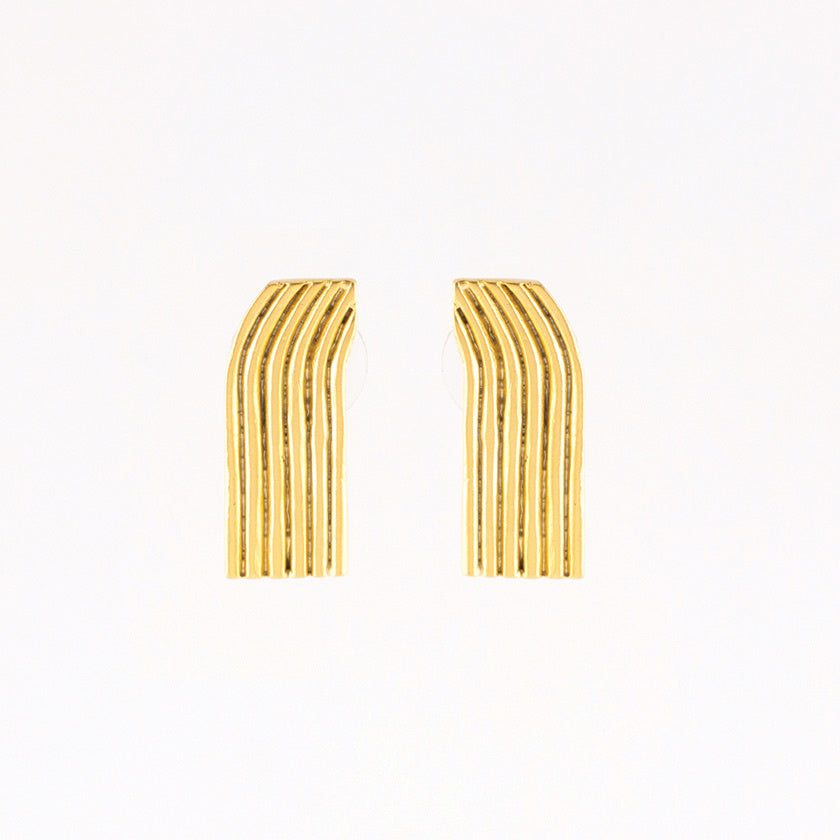 Magali Earring- Gold