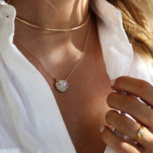 Load image into Gallery viewer, Gold Anni Necklace | Moonstone