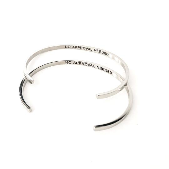 Inner Voice Bangle | No Approval Needed