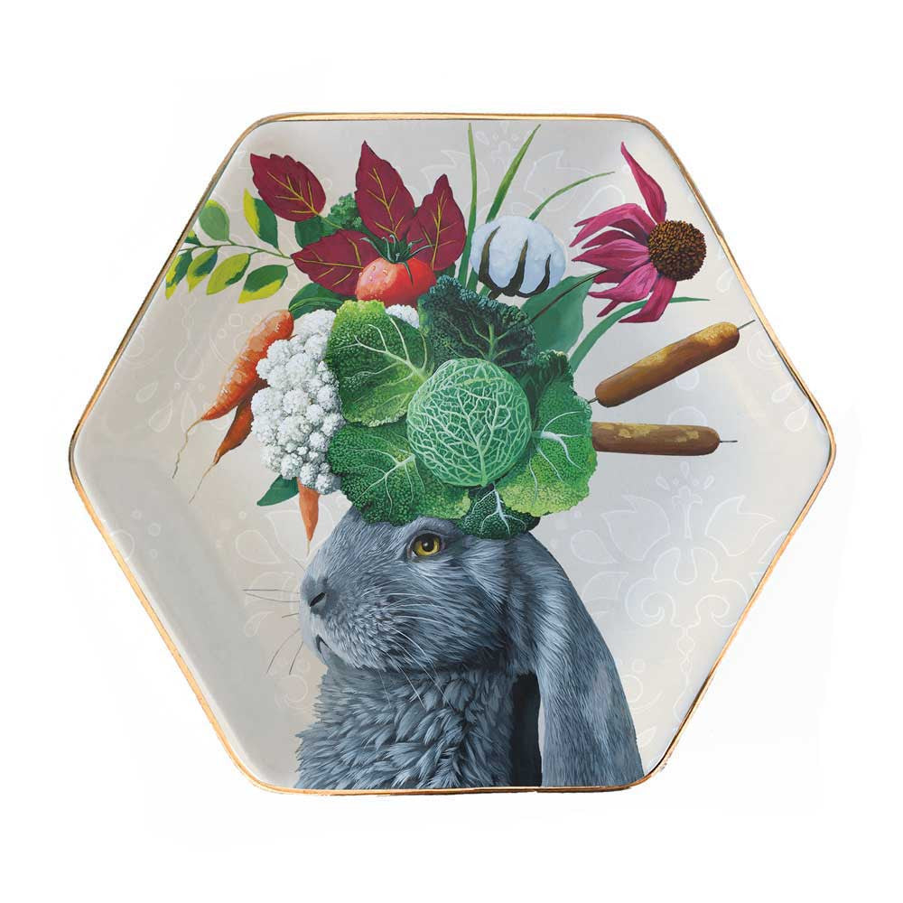 Morning in the Garden | Trinket Dish