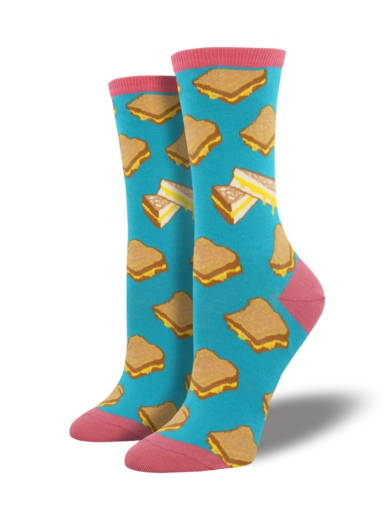 Grilled Cheese Socks