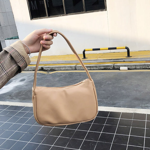 Retro Totes Bags For Women 2020 Trendy Vintage Handbag Female Small Subaxillary Bags Casual Retro Mini Shoulder Bag