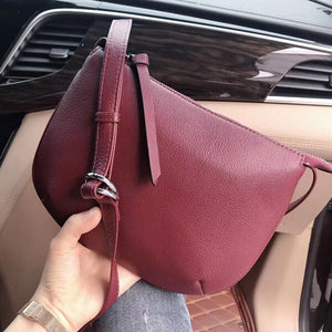 Luxury Genuine Leather Women's Handbags Fashion Shoulder Crossbody bags for women Messenger Bag Ladies Party Tote Clutch Purse