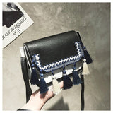 NEW Women's Bohemian Shoulder Bag Tassel Fashion Outdoor Crossbody Bag Handbag