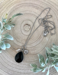 BLACK ONYX - Grounding, Protection, Soothing