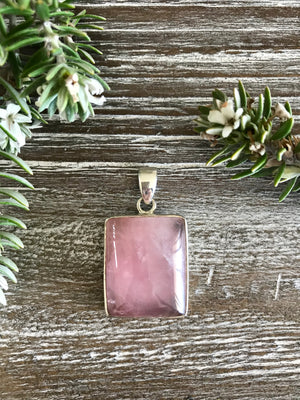 ROSE QUARTZ - Love, Calming, Healing