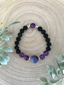 LAVA with AMETHYST
