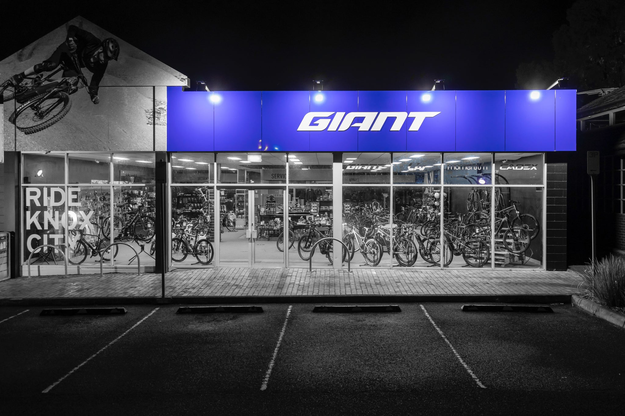 Giant Knox City Storefront