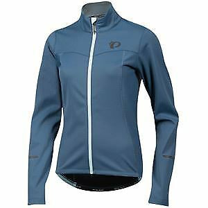 Pearl Izumi Women's Select Escape Softshell Jacket - Blue Steel- Large
