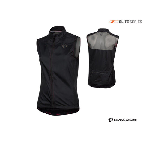 Vest - Ws Elite Escape Barrier Black, Black , L