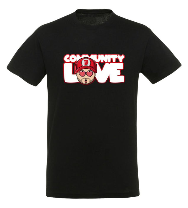Domtendo - Community Love - T-Shirt