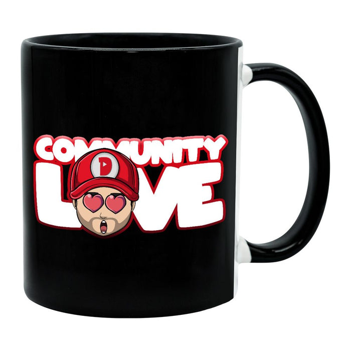 Domtendo - Community Love - Tasse