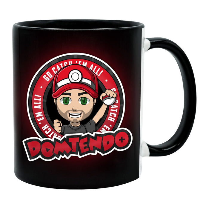 Domtendo - Go Catch Em All - Tasse