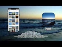 Load and play video in Gallery viewer, beach - beach towel - towel