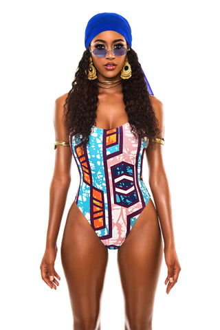 SUKA One piece Swimsuit