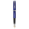 Diplomat Excellence A2 Skyline Blue/Chrome 14K Gold Fountain Pen