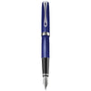 Diplomat Excellence A2 Skyline Blue/Chrome Fountain Pen