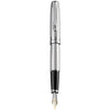 Diplomat Excellence A2 Guilloche Chrome 14K Gold Fountain Pen