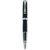 Diplomat Excellence A2 Lapis Black Matt Chrome Fountain Pen