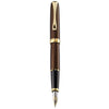Diplomat Excellence A2 Marrakesh Gold 14K Gold Fountain Pen